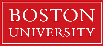Boston University logo
