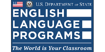 U.S. Department of State English Language Programs logo